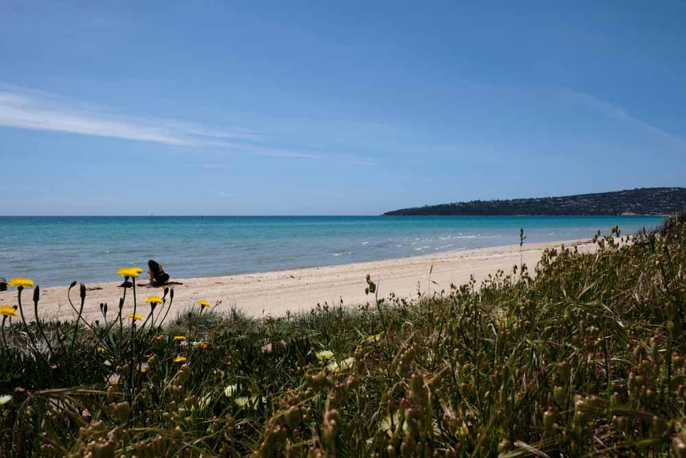 Peninsula beaches