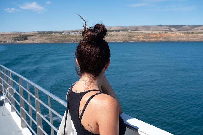 How to get to Kangaroo Island